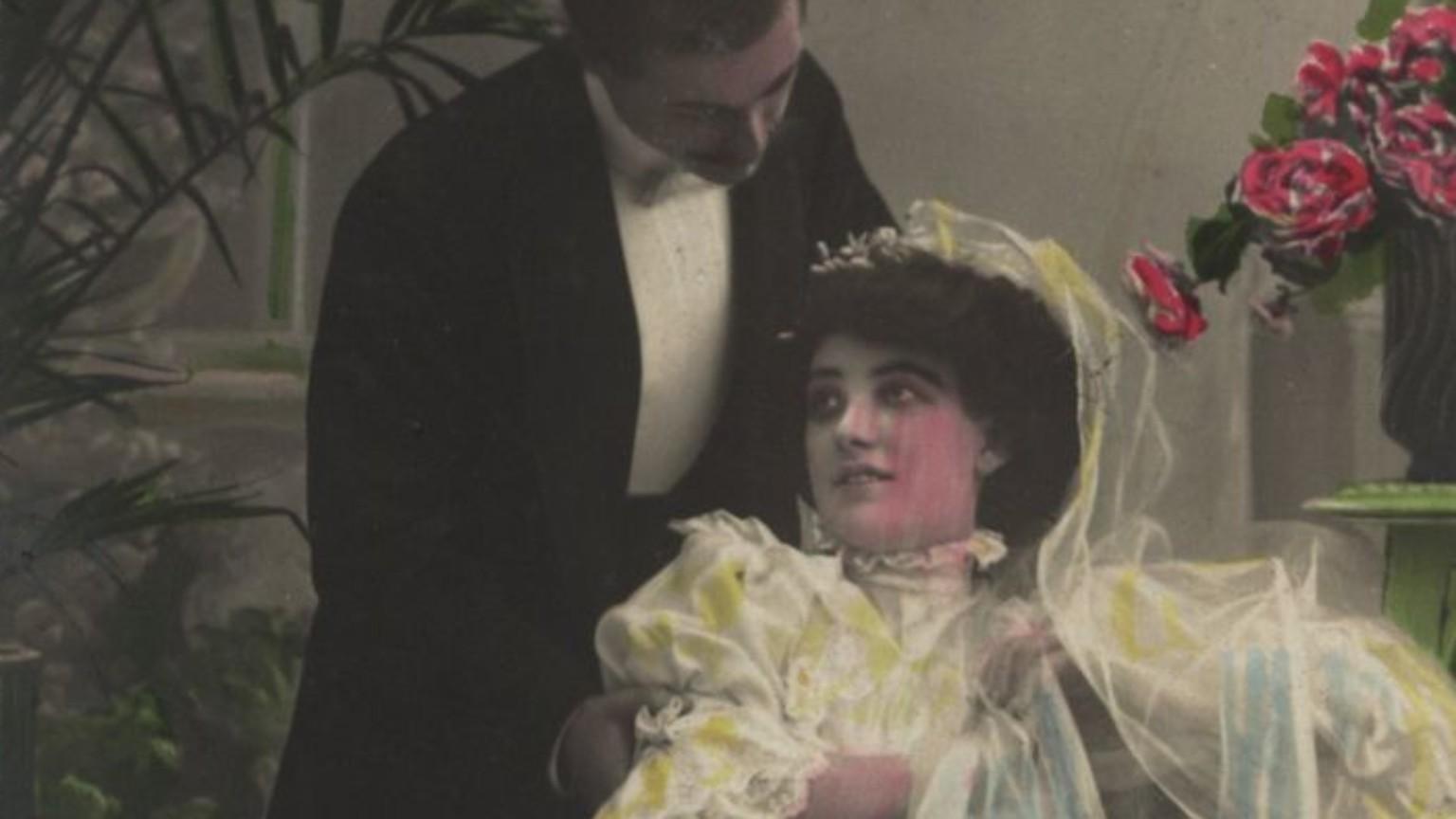 Zdjęcie dla kartki: Kantor stręczenia małżeństw