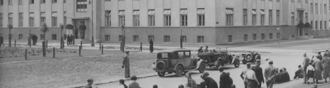 Zdjęcie do artykułu: Otwarcie Instytutu Radowego przy Wawelskiej