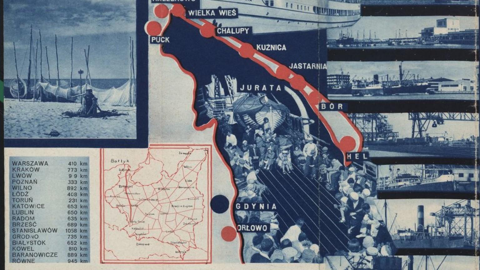 Zdjęcie dla kartki: Warszawskie biura podróży
