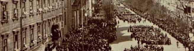 Zdjęcie do artykułu: Uroczyste obchody 125-tej rocznicy uchwalenia Konstytucji 3 Maja