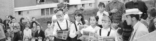 Zdjęcie do artykułu: Dzień Dziecka w PRLu