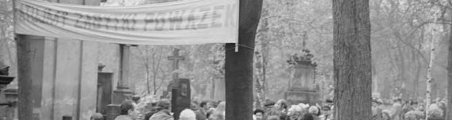 Zdjęcie do artykułu: Społeczny Komitet Opieki Nad Starymi Powązkami