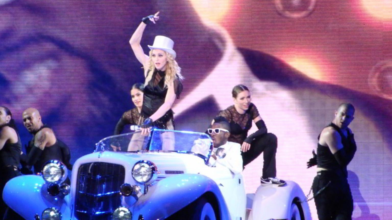 Zdjęcie dla kartki: Madonna na Bemowie
