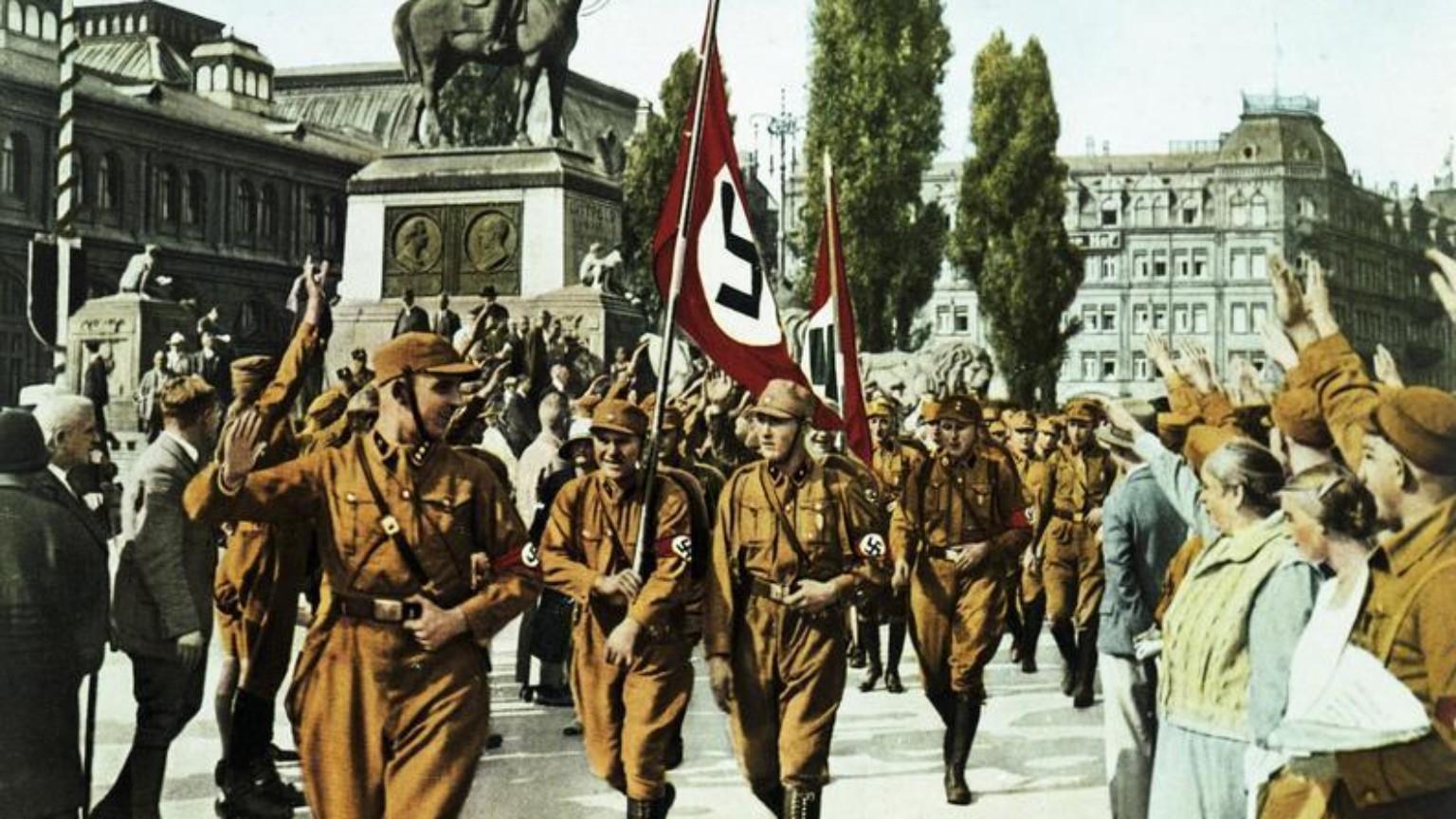 Zdjęcie dla kartki: Zemsta Gwardii Ludowej
