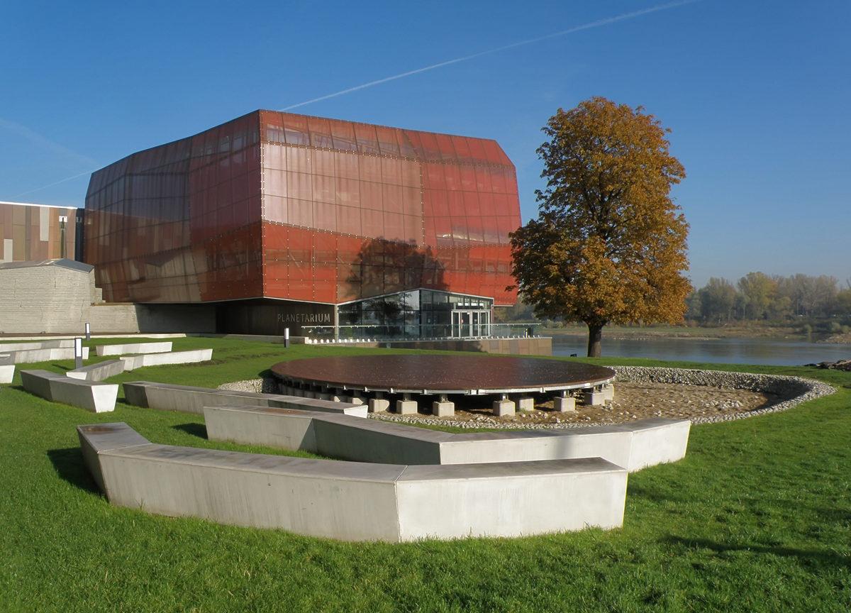 Zdjęcie dla kartki: Budowa Centrum Nauki Kopernik