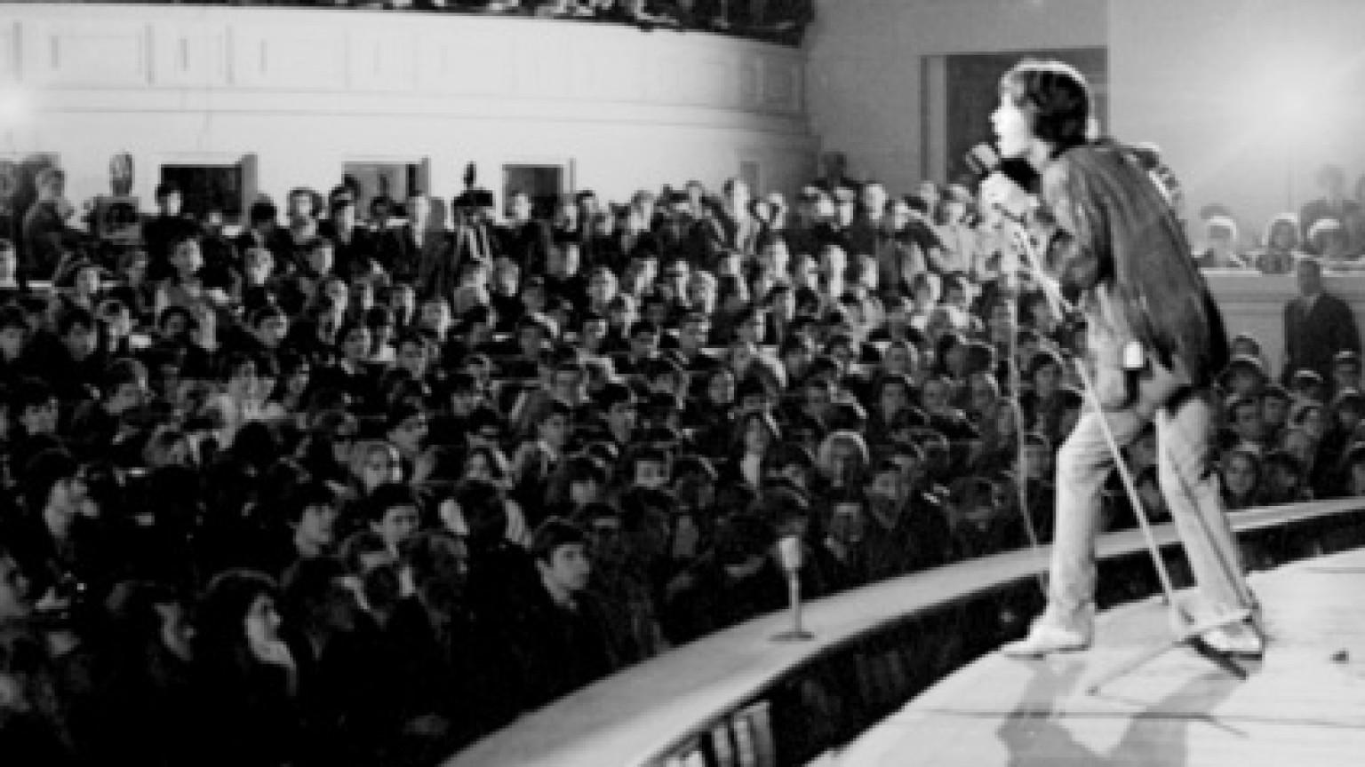 Zdjęcie dla kartki: Rolling Stones niszczą system