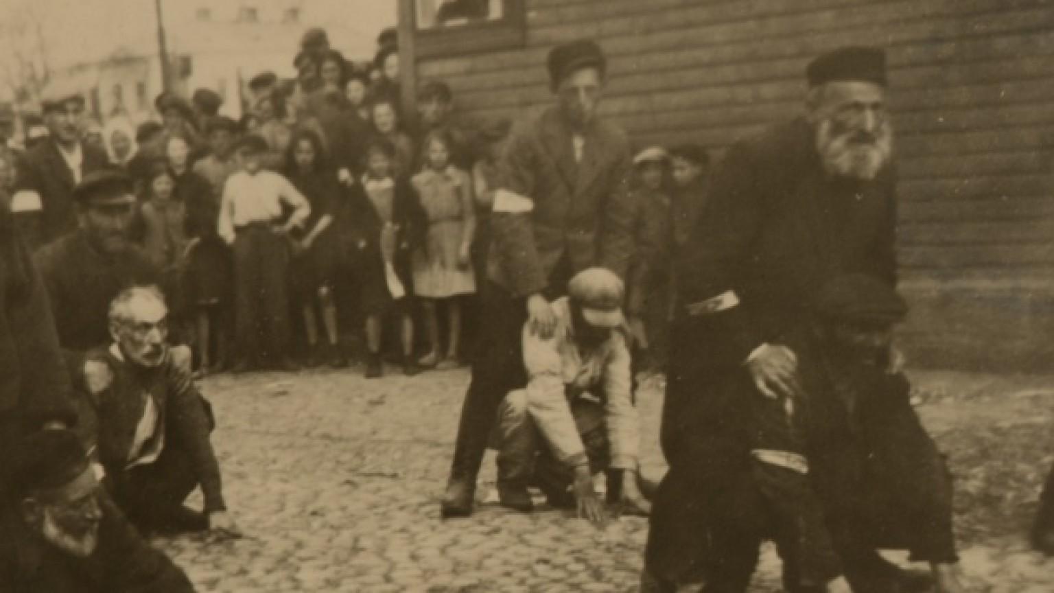 Zdjęcie dla kartki: Pogrom wielkanocny