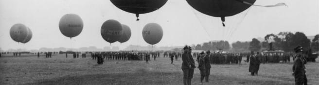 Zdjęcie do artykułu: Rozpoczęcie 24. Międzynarodowych zawodów balonowych o puchar Gordona Bennetta