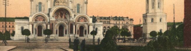 Zdjęcie do artykułu: Poświęcenie soboru Aleksandra Newskiego na pl. Saskim
