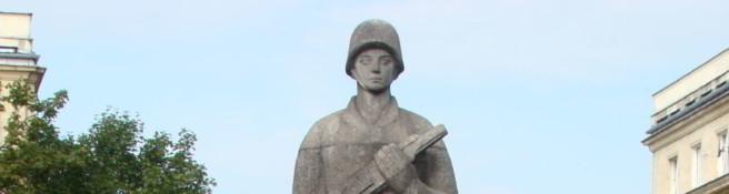 Zdjęcie do artykułu: Odsłonięcie pomnika Żołnierza 1. Armii Ludowego Wojska Polskiego