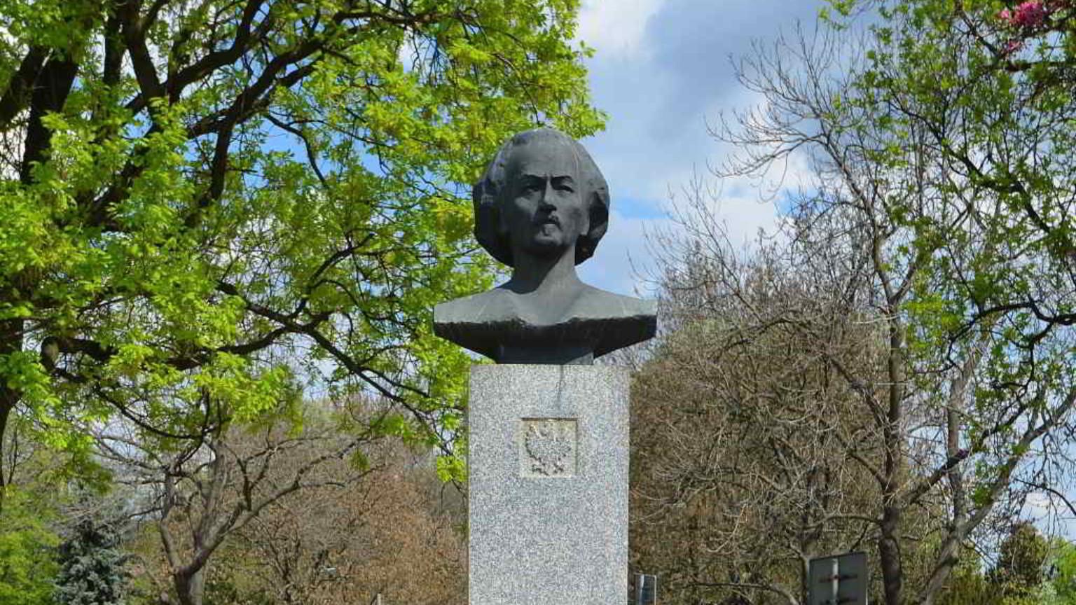 Zdjęcie dla kartki: Odsłonięcie popiersia Ignacego Jana Paderewskiego