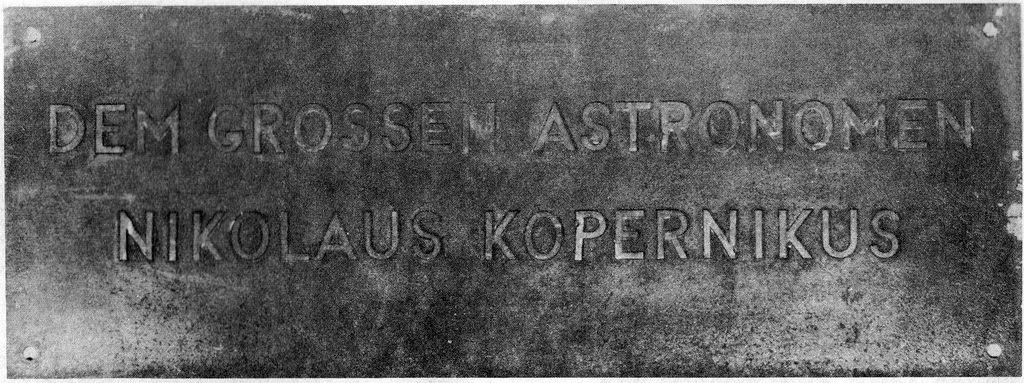 Zdjęcie dla kartki: Repolonizacja Kopernika