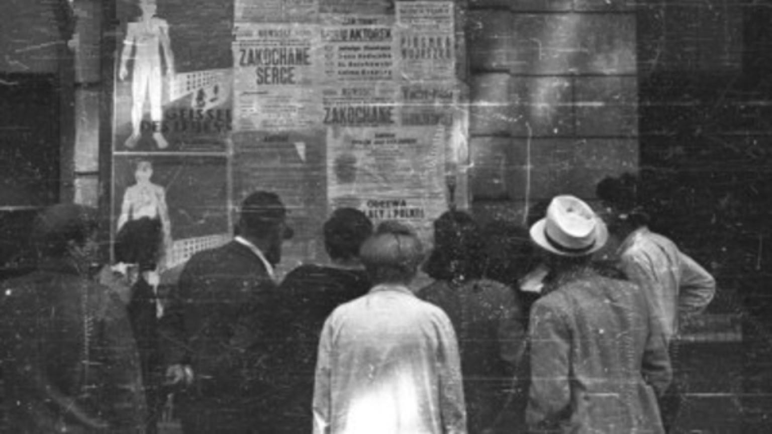 Zdjęcie dla kartki: Spektakularny bojkot niemieckiego zarządzenia