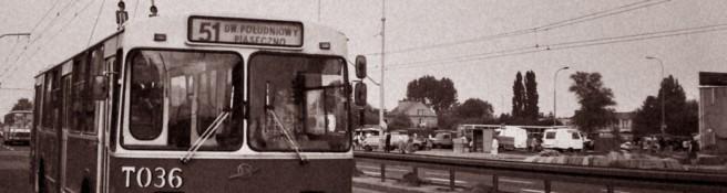 Zdjęcie do artykułu: Ostatni warszawski trolejbus