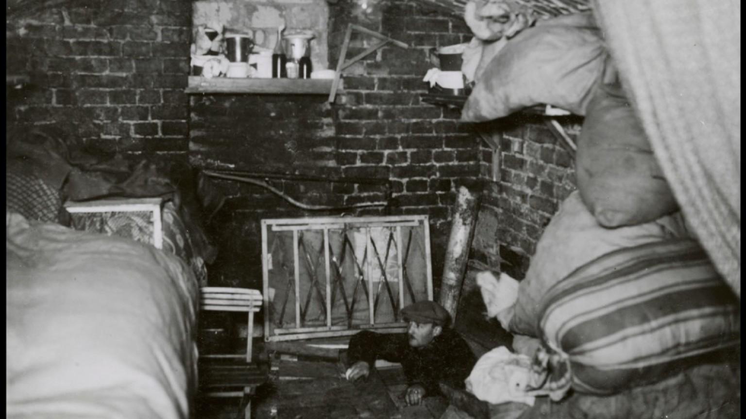 Zdjęcie dla kartki: Odkrycie bunkra