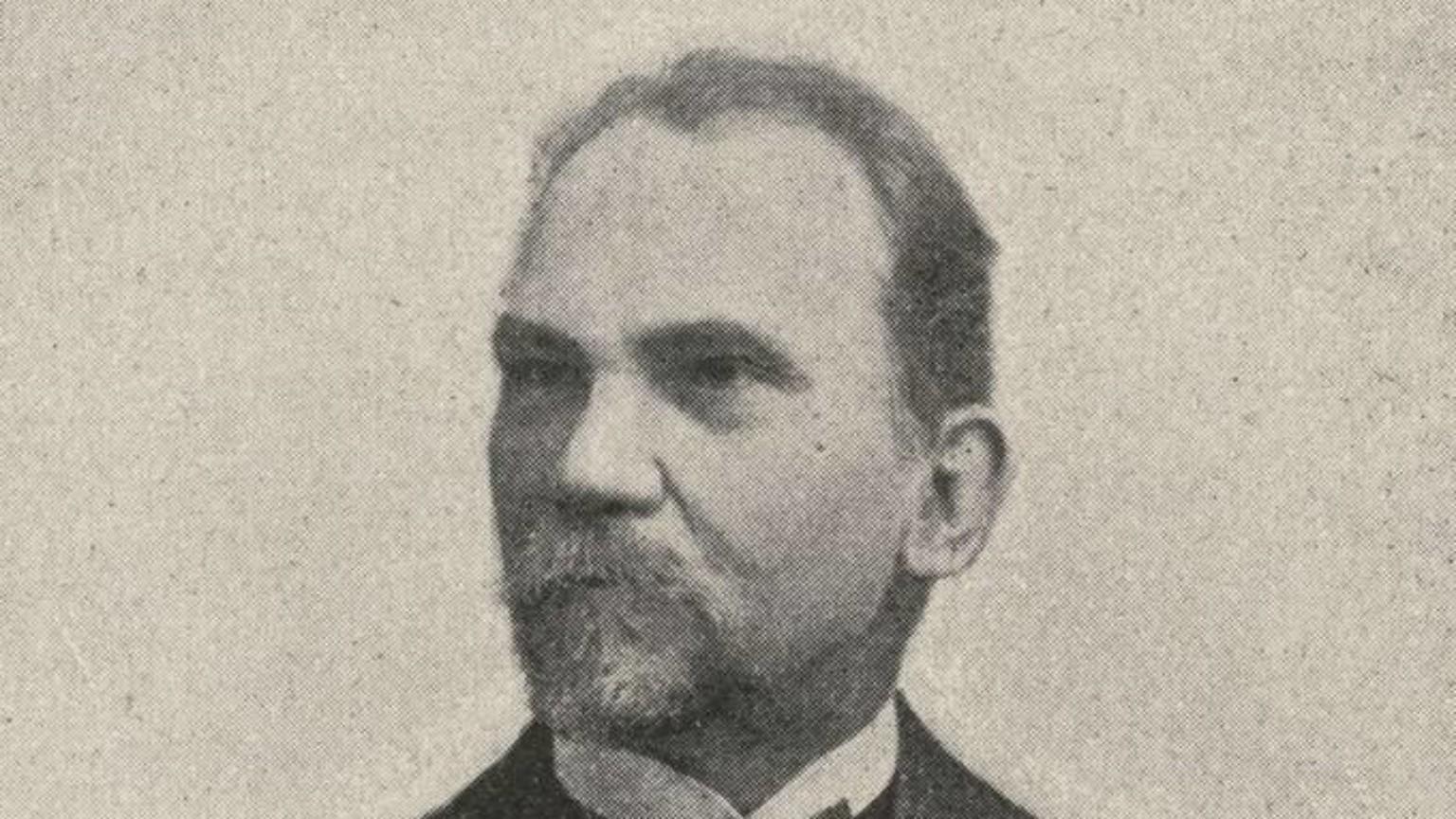 Zdjęcie dla kartki: Śmierć architekta Józefa Piusa Dziekońskiego