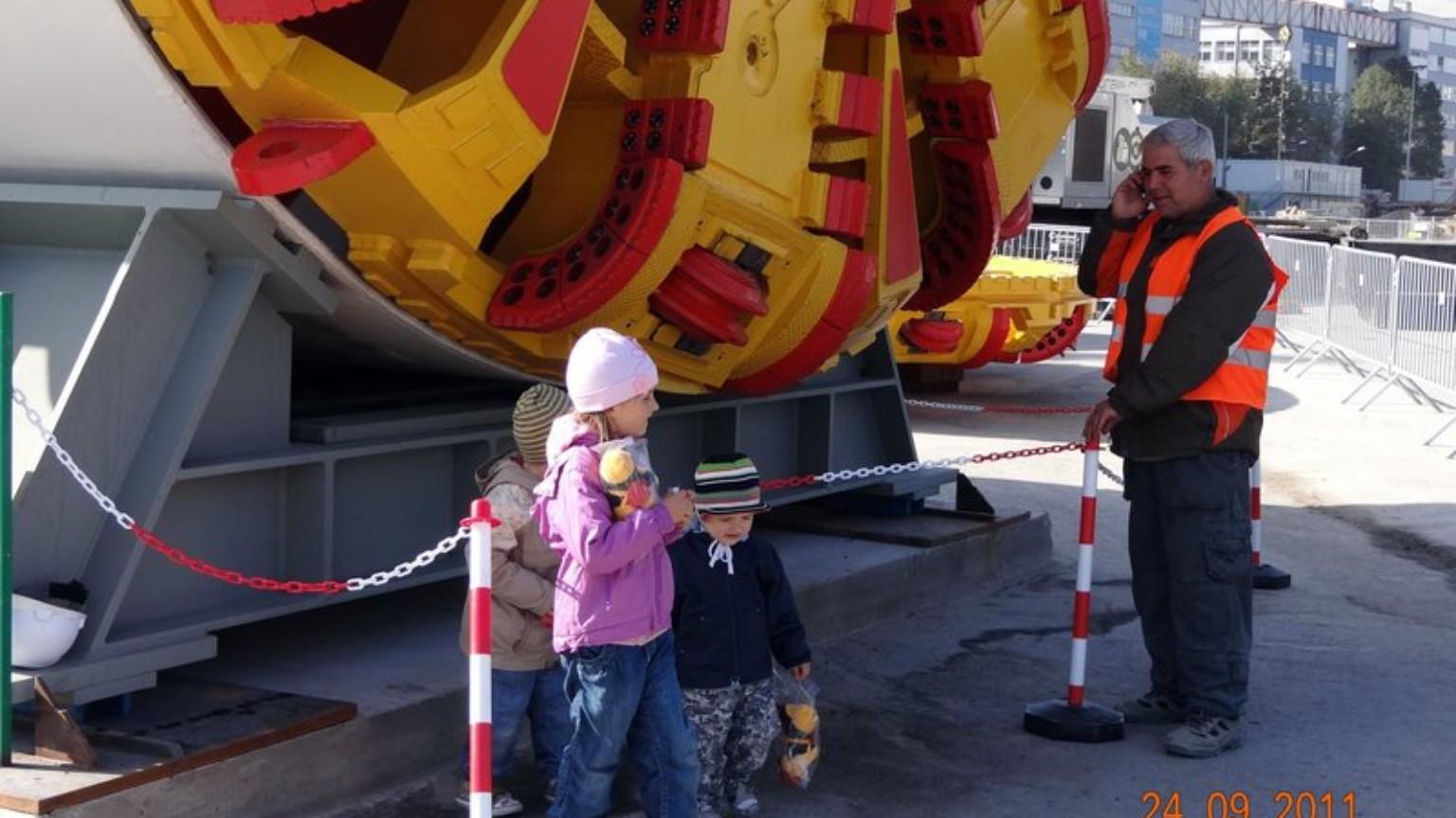 Zdjęcie dla kartki: Rozpoczęcie budowy drugiej linii metra