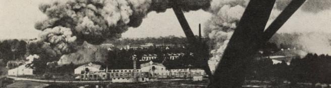 Zdjęcie do artykułu: Warszawa w pierwszym dniu II wojny światowej
