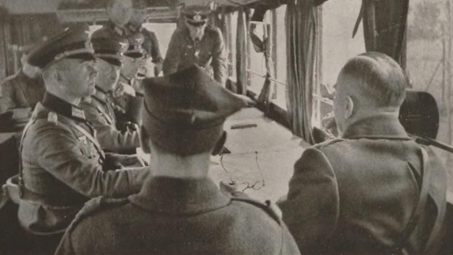 Zdjęcie dla kartki: Kapitulacja Warszawy