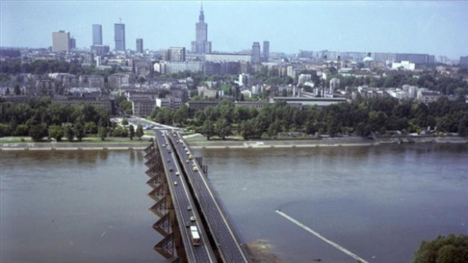 Zdjęcie dla kartki: Otwarcie mostu Syreny