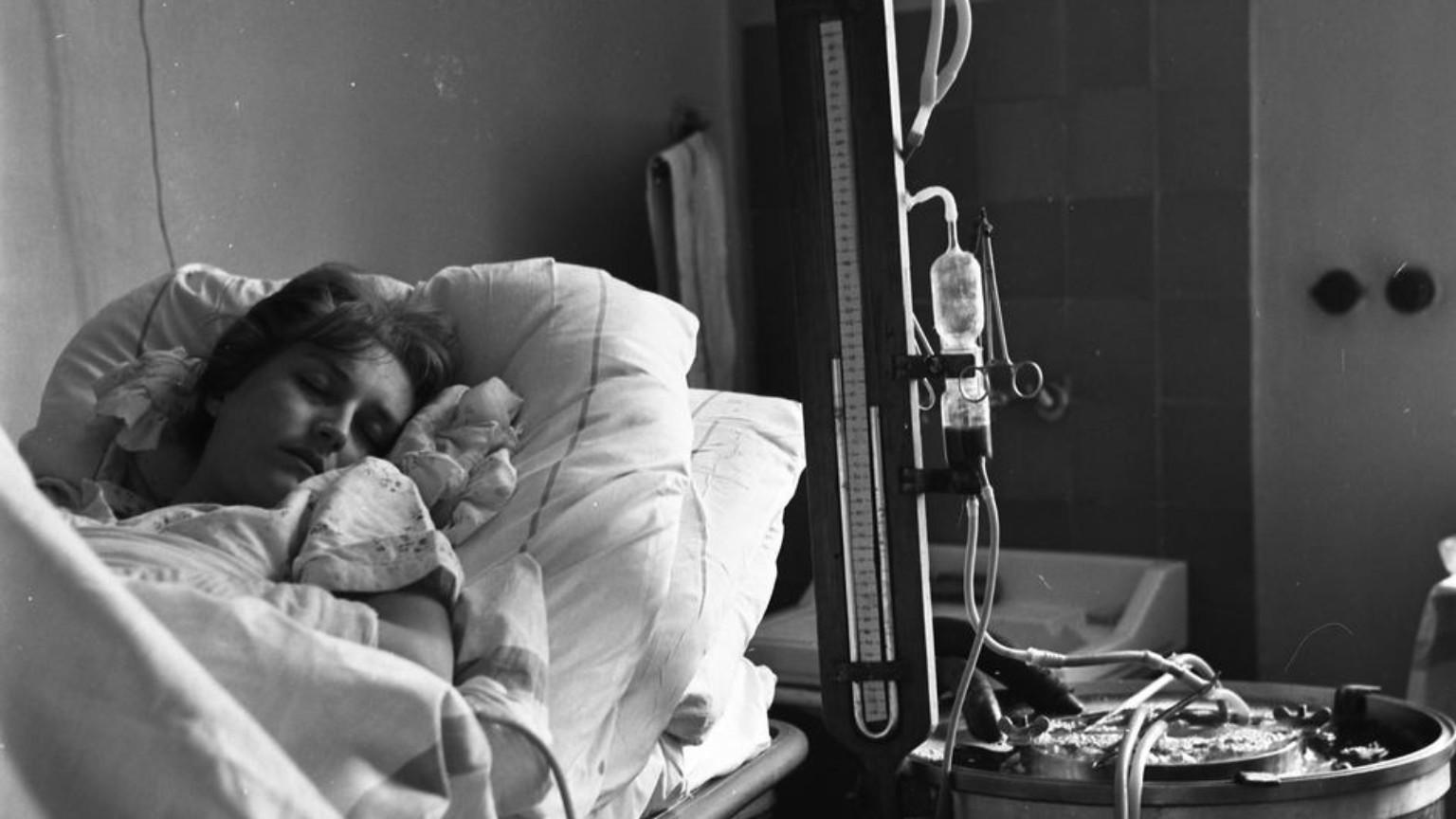 Zdjęcie dla kartki: Pierwszy przeszczep nerki