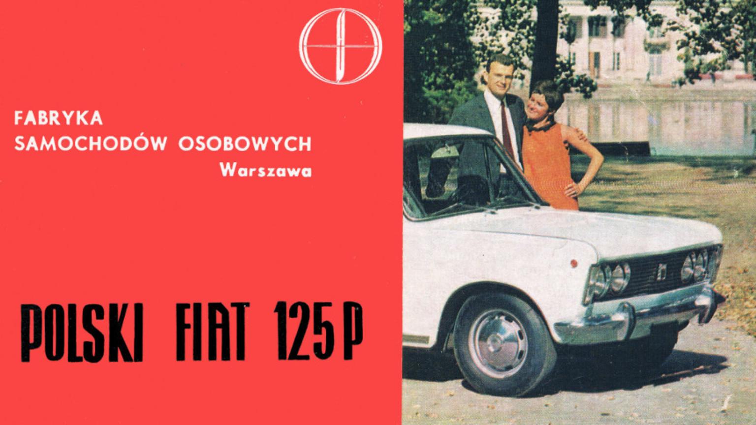 Zdjęcie dla kartki: Duży Fiat wyrusza na podbój
