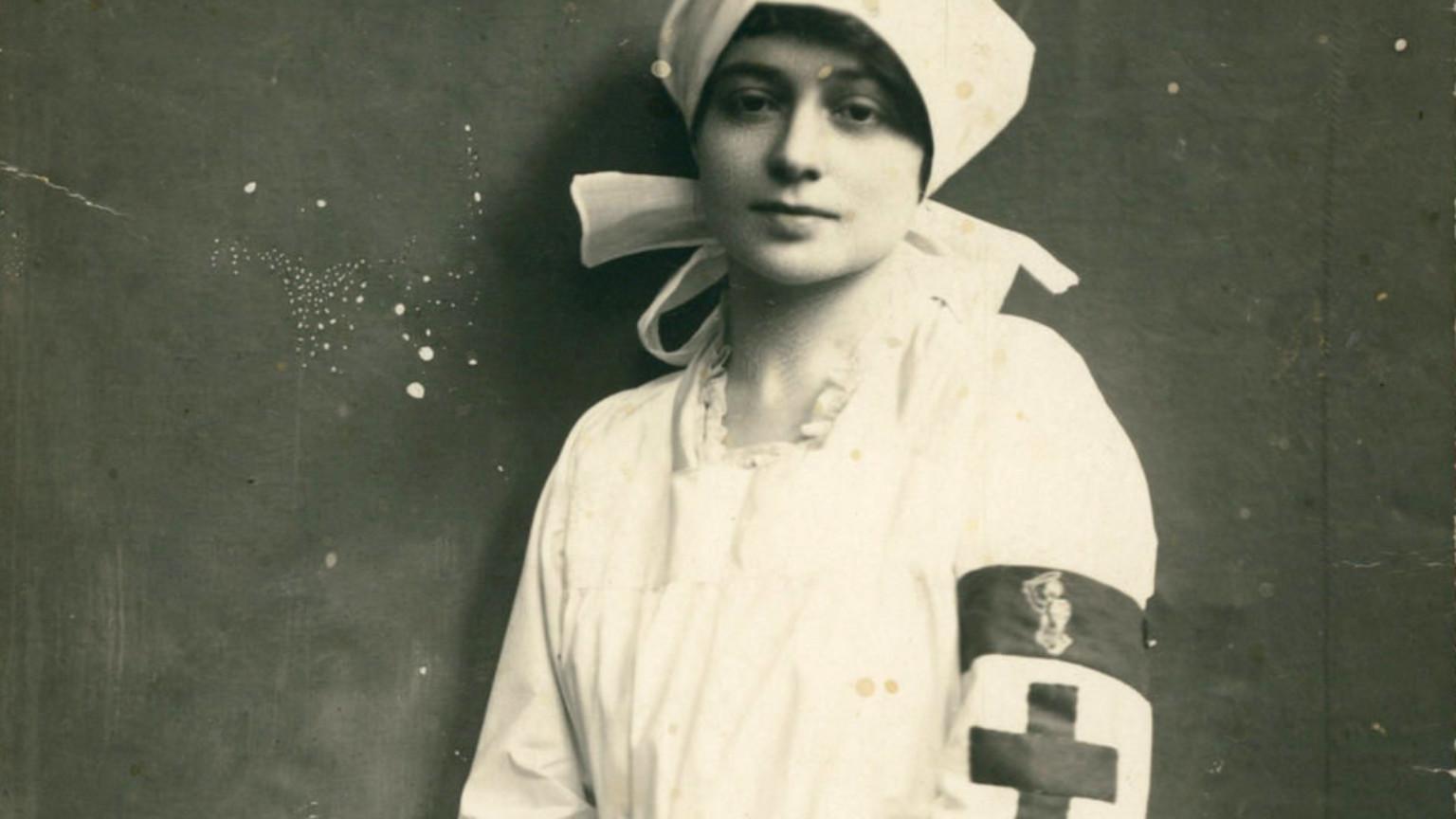 Zdjęcie dla kartki: Polskie Towarzystwo Czerwonego Krzyża - początki PCK