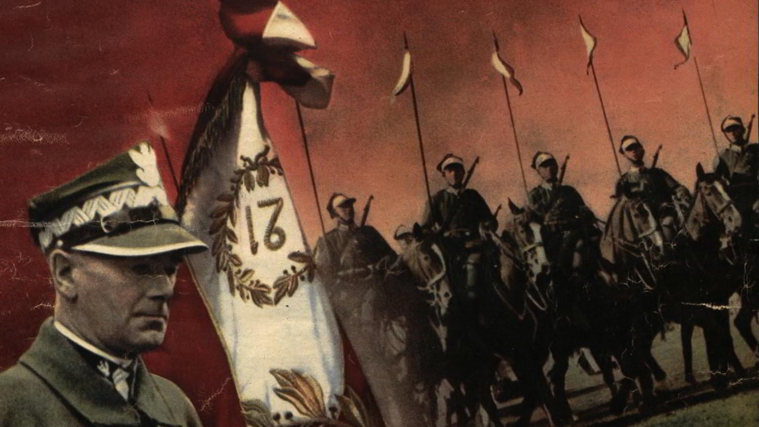 Zdjęcie dla kartki: Marszałek Śmigły-Rydz wraca do Warszawy i umiera