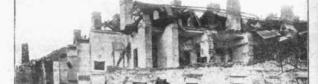 Zdjęcie do artykułu: Wybuch w Cytadeli